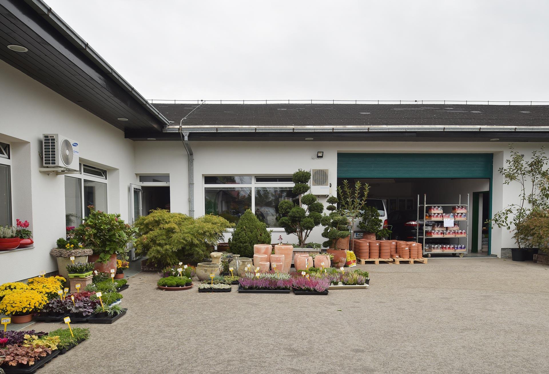 Vrtnarstvo Matko prodajalna
