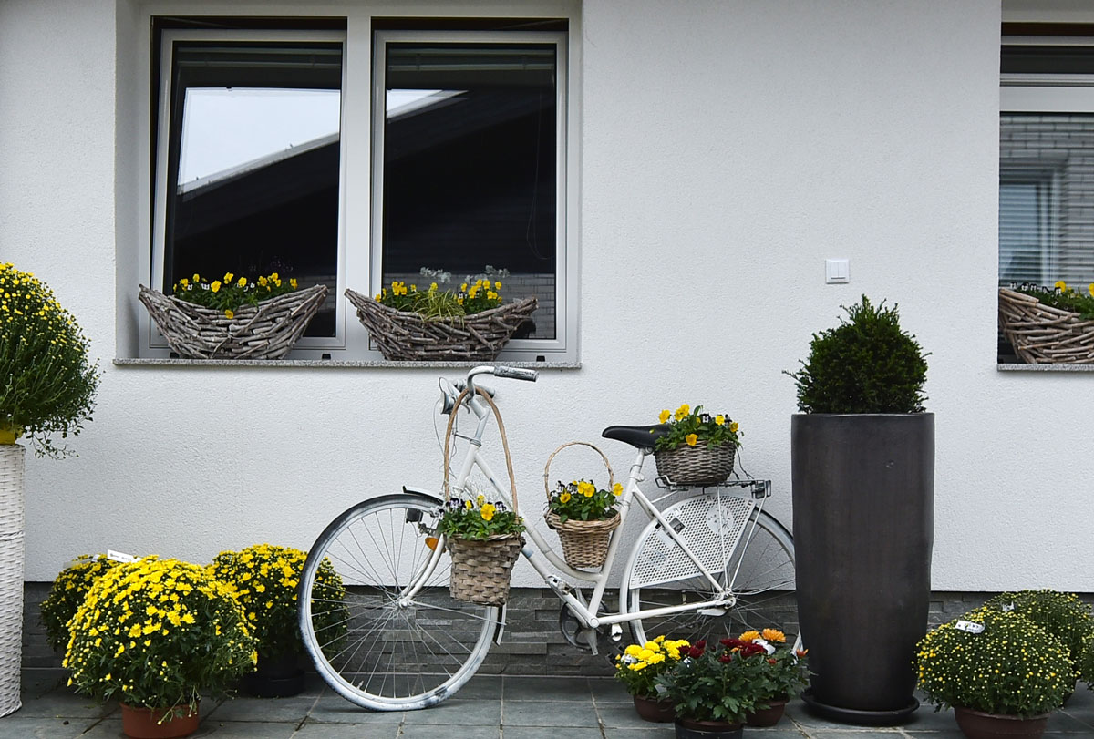 Urejanje vrtov in okolic